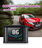 New Arrival OBD2 Tacho Pro Universal Dash Programmer Odometer OBD Digital Speed Meter ECT-Engine Coolant Temperature