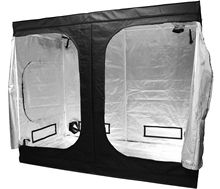 99% Highly Reflective Mylar Fabric 600D / 1680D Indoor Grow Tent