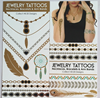 2015 HOT Metallic Tattoos