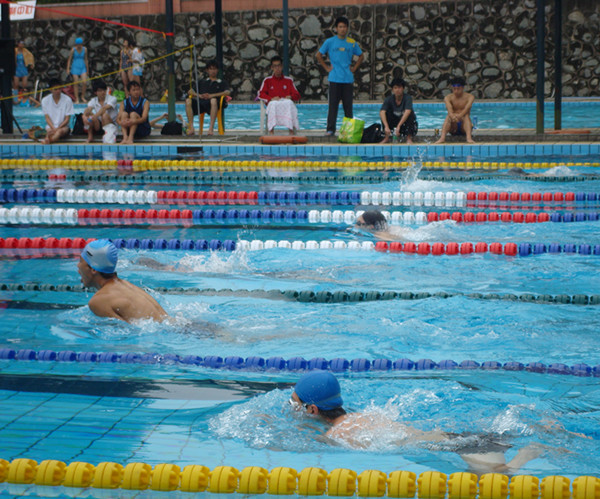 New Design Uv Protection Swimming Competition Line Pool