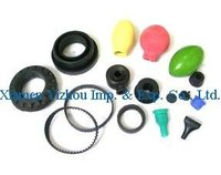 Best Sell Colorful Rubber Parts