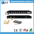 15A 125V 3 pin 10 ports OEM USA network power controller network PDU