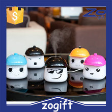 ZOGIFT Hot selling humidifier/mini handheld humidifier/decorative mist humidifiers