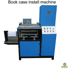China manufacturer Hardcover Book casing in Machine