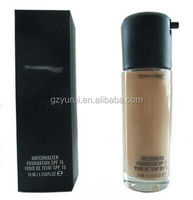 Waterproof Long Lasting Moisturizing Oil-control Concealer Whitening Liquid Foundation