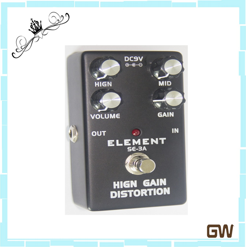 Guitar Accessory Multi Effects High Gain Distortion Pedal