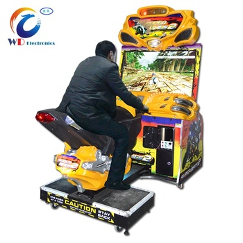 Amusement 4D Car Racing Games High Speed Exciting Car Race Game 3D Driving Simulator
