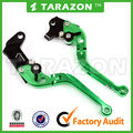 TARAZON brand Folding & Extendable Adjustable Levers for NINJA 250