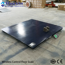 High Quality Industrial Electronic Floor Scale/ Weighing Digital Balance Scale