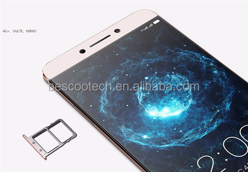 "Original Letv max 2 Le Max 2 X820 4G LTE Mobile Phone Snapdragon 820 quad Core 5.7"" 2560x1440 21MP Touch ID smart phone"