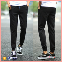 2016 new men's casual seven multicolor sports trousers