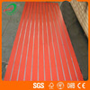 Multiple-usage Red Melamine MDF Slatwall Board for Sale