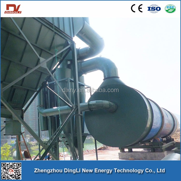 8.5t/h High Effective DingLi Factory Corn Starch Slurry Drying Equipment for Sale