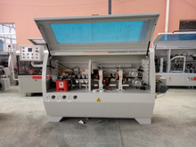 Allison 515A cabinet semi automatic edge banding machine with gluing/trimming/scrapping/buffing woodworking machine