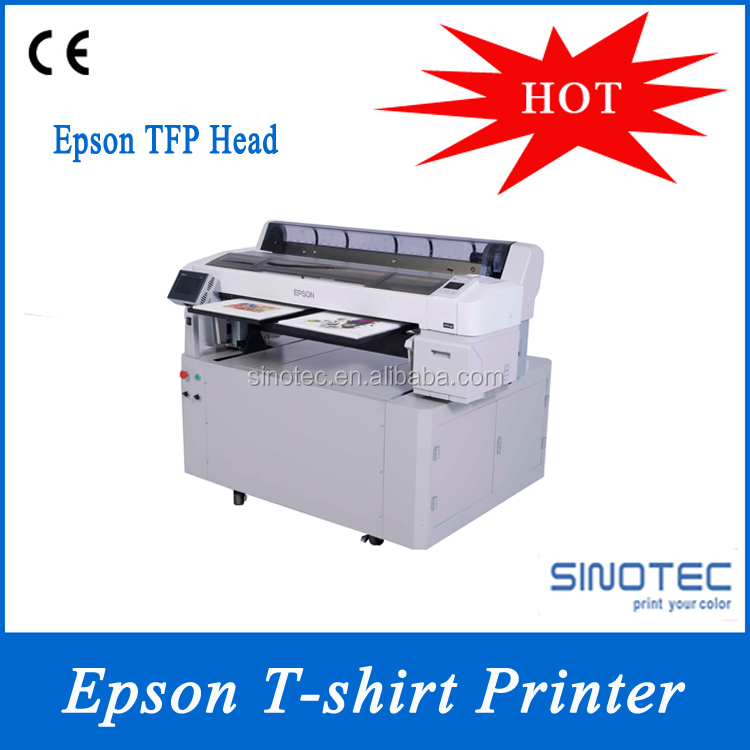 Low price digital t shirt printing machine buy price for T shirt printing machines