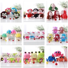 Crane machine toys cheap plush toys for crane machine give away gifts