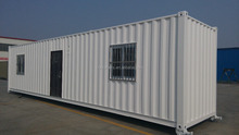 Chinese prefabricated low cost simple container house