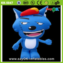inflatable cartoon characters for kids birthday party decorations