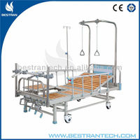 China BT-AO002 Hospital patient orthopedic traction therapy bed, hot selling cheap hospital bed