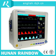 Bottom price hotsale patient monitor portable ecg monitor