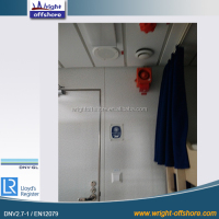 Oil and Gas industry Offshore Accommodation/ Living/ Sanitary Container DNV2.7-1/En12079, DNV-GL,LR,