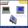 Electric thermostat with floor sensor thermostat with Foor Heating and Heating Panels used in many fields