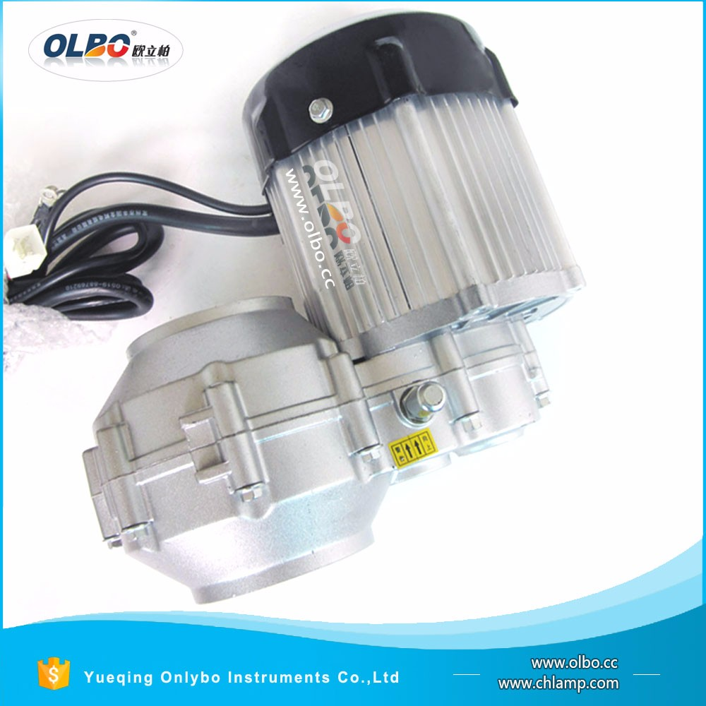 Small and Medium size E-Tricycle motor BM1418HQF 750W 48V
