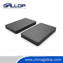 Fashion 2.5 inch SATA SSD Enclosure With Factory Wholesale Price