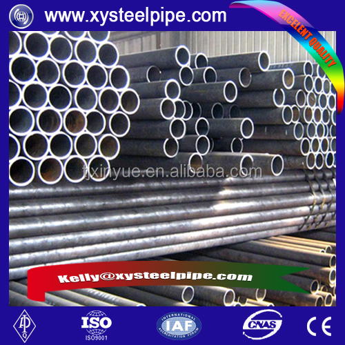 pipe astm a53 semaless steel tube, hot deep galvanized steel pipe boiled steel tube,carbon steel pipe price per Ton from Tianjin