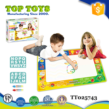 Water Painting Book Doodle Mat Drawing Mat Toys For Kids Educational
