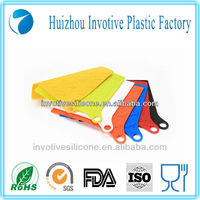 100% Food Grade High Temperature Colorful Kitchen Silicone Baking Mat