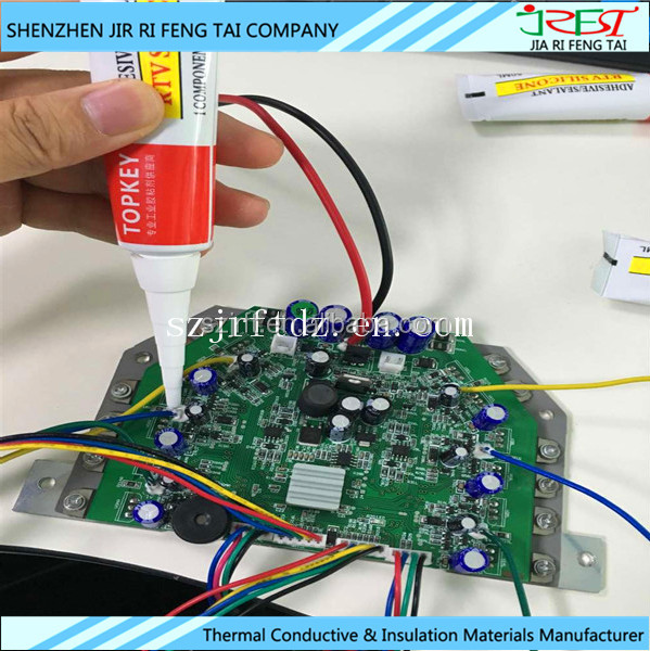 High Temperature Heat Resistant Silicone Electrical Silicone Adhesive RTV Silicone For Electronic Components