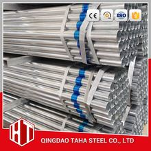 Thin Wall Welded 6 Inch Galvanized Structure Steel Pipe