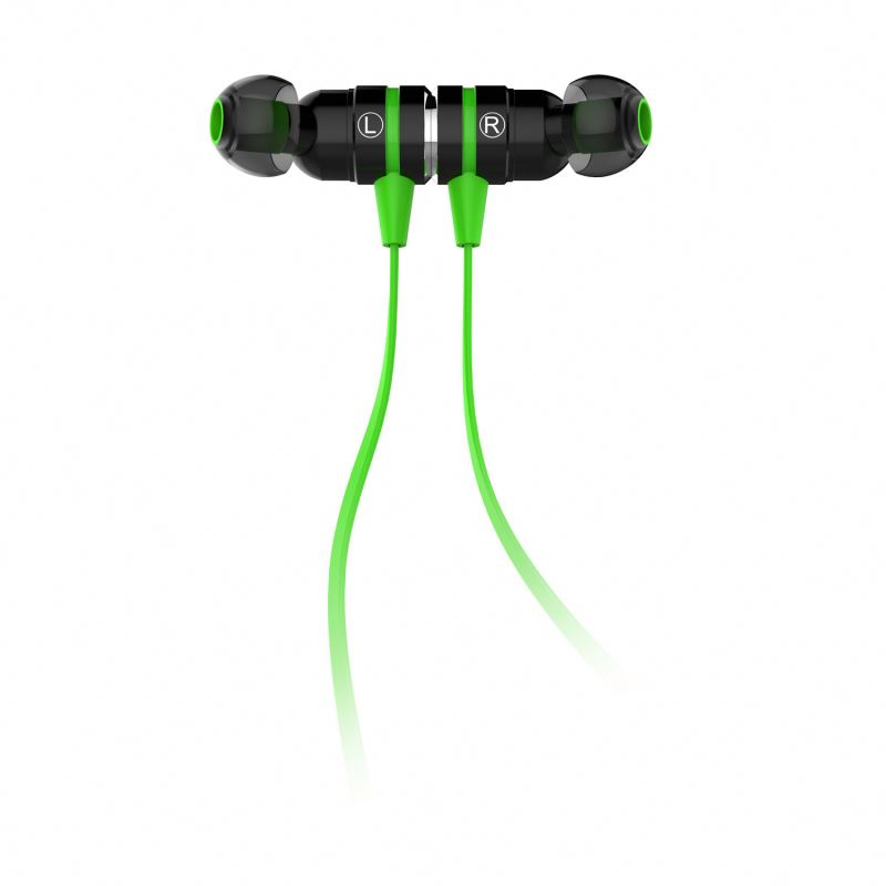 Factory Sale portable sports headphones hollow tube with competitive offer