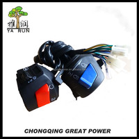 2015 Motorcycle electric switch