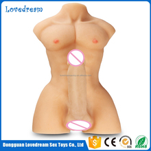 Male Sex Dolls for Women Arfificial Penis Sex Toy For Woman