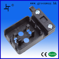 Greenway M606 IP20 high quality plastic enclosure electric junction box