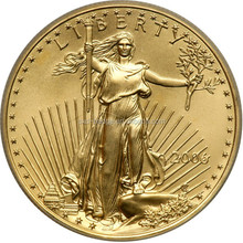22K Gold Plated Tungsten American Gold Eagle Coin Replicas/hot sales Pure silver coin made in china /gold and silver coin