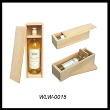 Lowest Price Packing/Travel/Gift Wood Wine Boxes