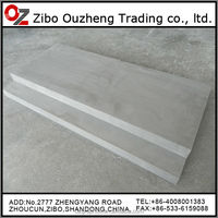 0.8mm graphite anode plate electrolysis