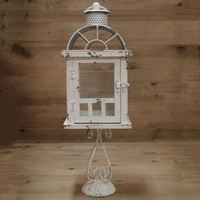 High Standard Elegant Wrought Iron Lanterns/Iron Candle Lantern
