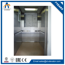 2015 new medical passenger car hoist lift