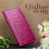 QIALINO Extreme Thin High Class 100% Warranty Genuine Leather Case For Iphone6 Tailored