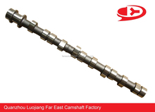 diesel truck engine camshaft for mitsubishi 4D56 with high quality