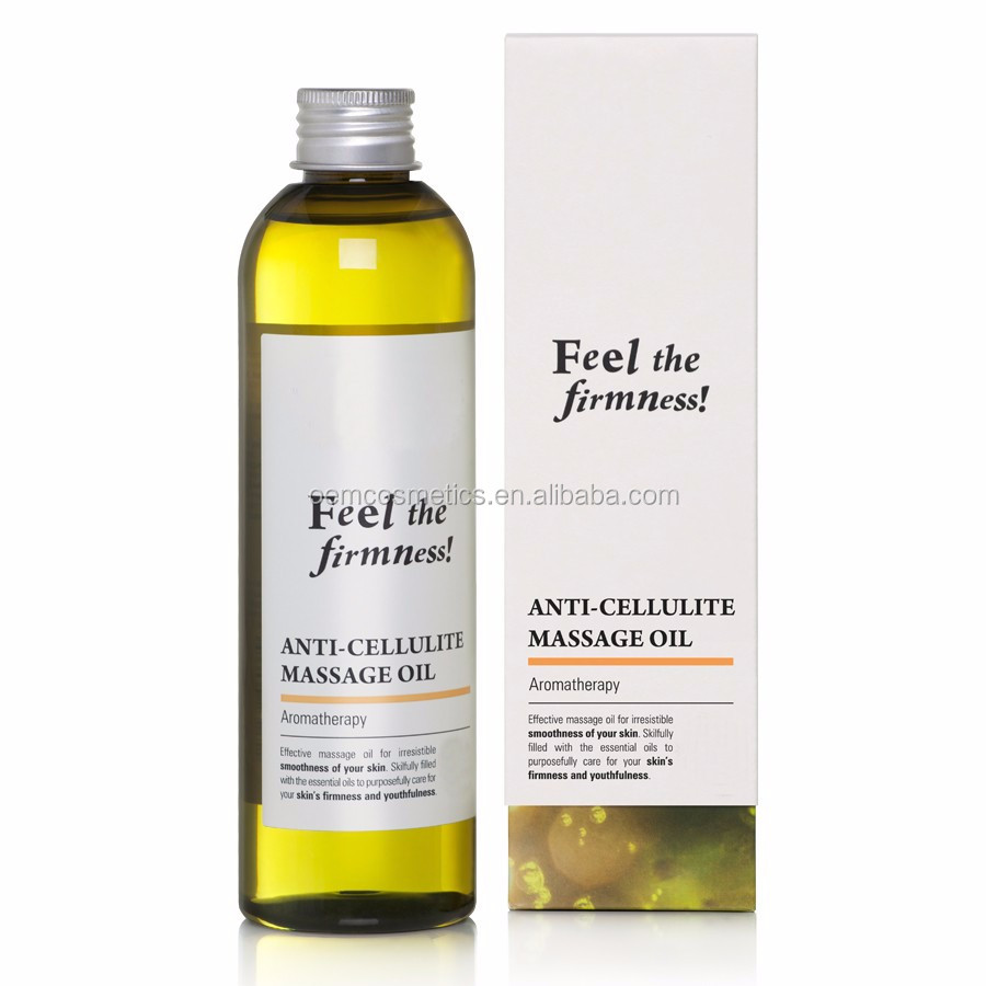 Body Weight Loss Slimming Oil Anti Cellulite Massage Oil