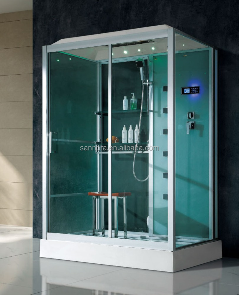 factory top quality steam room with steam shower bath 1400X1100X2130mm