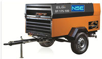 Diesel Air Compressor by ELGI 175 CFM 7 BAR