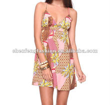 CHEFON Oasis Empire Sundress CF0115