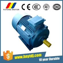 IE2 standard 400V three phase electric motor