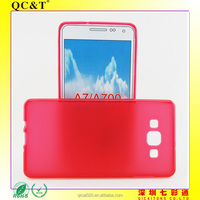 TPU case cover for Samsung A7 in Guangzhou Factory